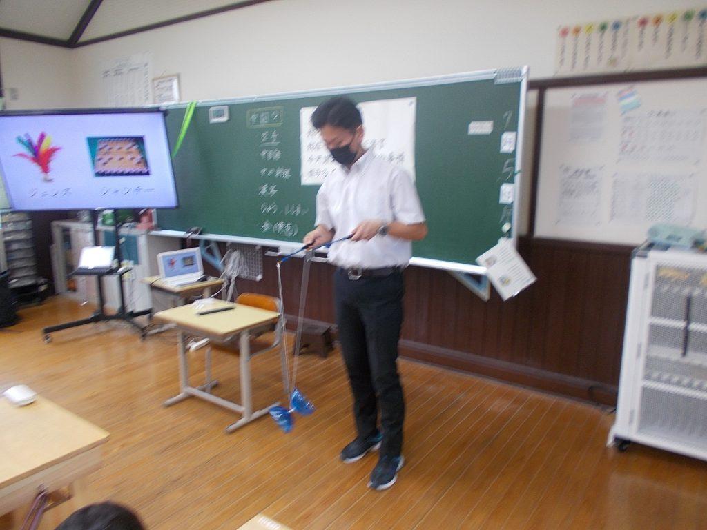 2年生外国文化の授業4